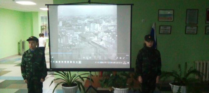 Блокаде Ленинграда посвящается…